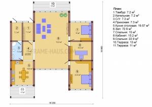 Одноэтажное строительство или дом в несколько этажей
