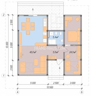 Заказываем проект загородного дома